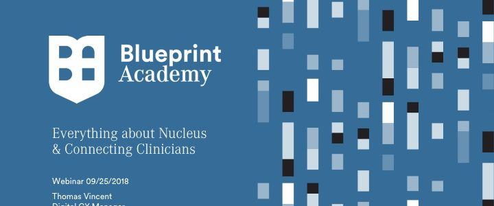 Education resources blueprint genetics webinar nucleus faster and easier access to ordering genetic testing for your patient malvernweather Gallery
